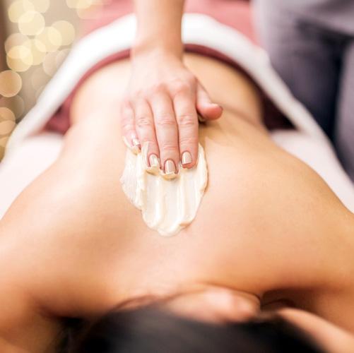Massage au Beurre de Karité
